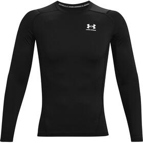 Under Armour HealGear Armour Comp Long Sleeve Shirt Men black